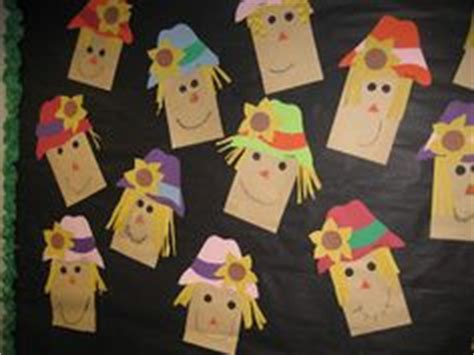 Paper Bag Scarecrow Craft For Preschoolers - 1000 images about fall on back to school