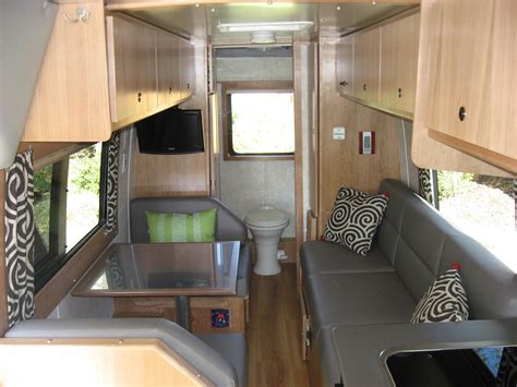 Winnebago 5th Wheel Floor Plans the rv remodel