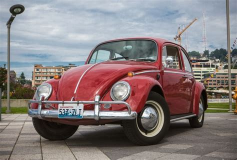 how to learn about cars 1965 volkswagen beetle windshield wipe control ruby red 1965 vw beetle for sale on bat auctions sold for 9 000 on august 13 2014 lot 8