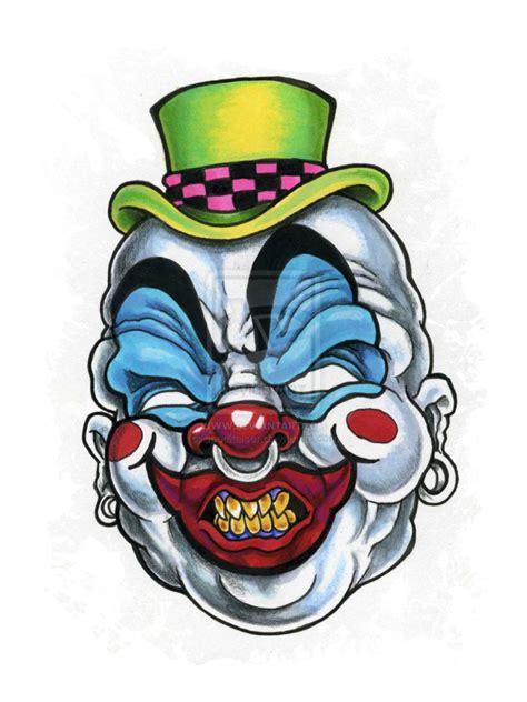 clown tattoos designs 35 really joker design ideas