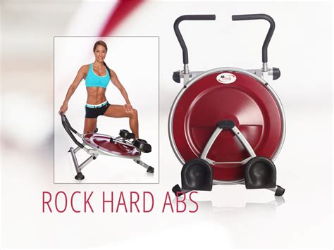 Ab King Pro Sit Up Crunch As Seen On Tv Fitness Equipment as seen on tv ab circle pro abs exercise machine workout dvd neweggflash