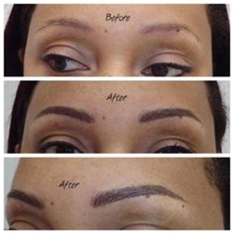 tattoo eyebrows itch 1000 images about permanent eyebrows on pinterest