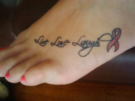 love tattoo on foot image gallery love tattoos on foot