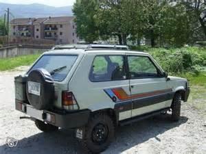 Fiat Panda 4x4 Tuning Fiat Panda 141 4x4 Tuning
