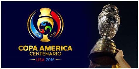 Calendario De La Copa America Calendario Copa Am 233 Rica 2016 Centenario Marca