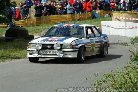 Rally Autos 80er by Werks Opel Ascona 400 Rallye Legenden Der 70er 80er