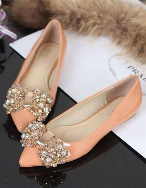 pretty flat wedding shoes flat wedding shoes for stylish comfort modwedding
