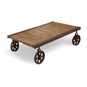 Industrial Rustic Coffee Table Product Not Found