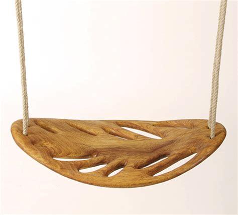 altalena in casa l altalena in legno massello di martinez ideare