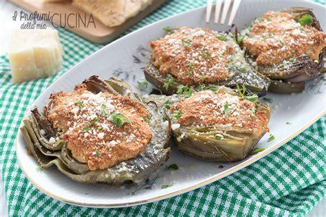cucinare i carciofi ripieni ricette come cucinare i carciofi ripieni giallozafferano it