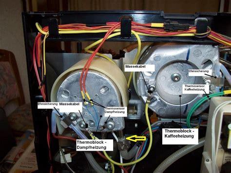 miele koffiemachine repareren siemens surpresso tk68001 s60 dferhitzer undicht