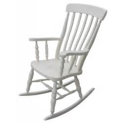 farrow painted rocking chair 2 styles