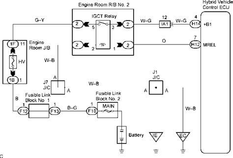 prius wiring diagrams wiring diagram 2018