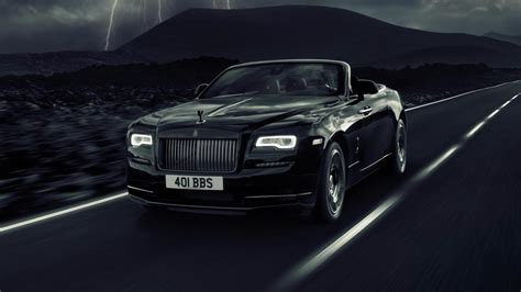 black rolls royce the rolls royce black badge is a 593bhp cabrio