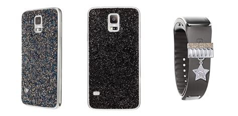 Softcase Anyland Swarovsky Samsung S5 Swarovski For Samsung Collection Includes Designer
