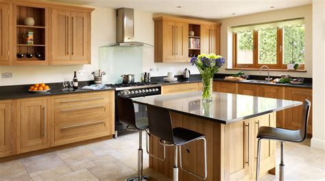modern kitchen with oak cabinets image result for modern farmhouse kitchen oak cabinets
