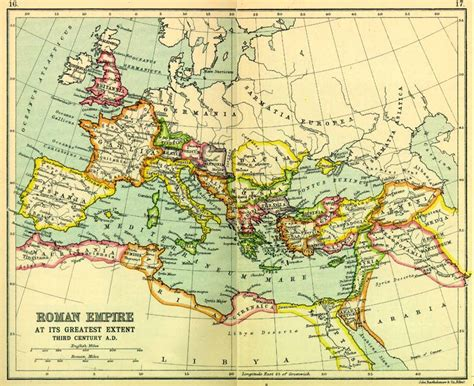 ancient mediterranean map historic maps of the ancient mediterranean sea and