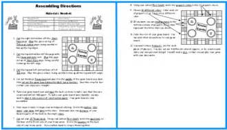 board manual template board book report project templates printable