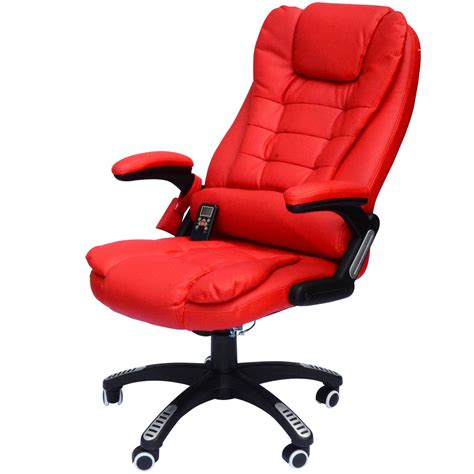 desk massager home office computer desk chair executive