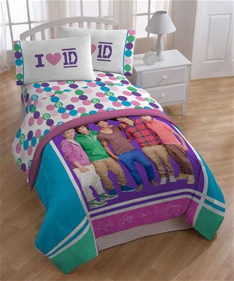 jay franco and sons one direction comforter set sheet