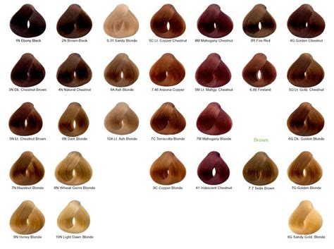 naturtint colors naturtint hair colour chart hair hair more hair