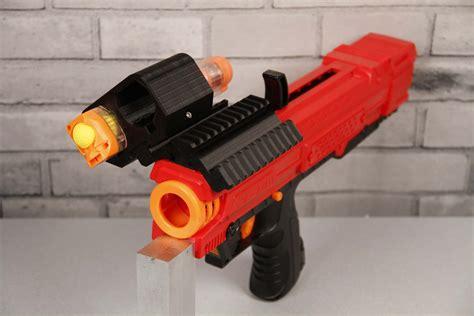 Nerf Apollo nerf rival apollo picatinny rails blaster accessories