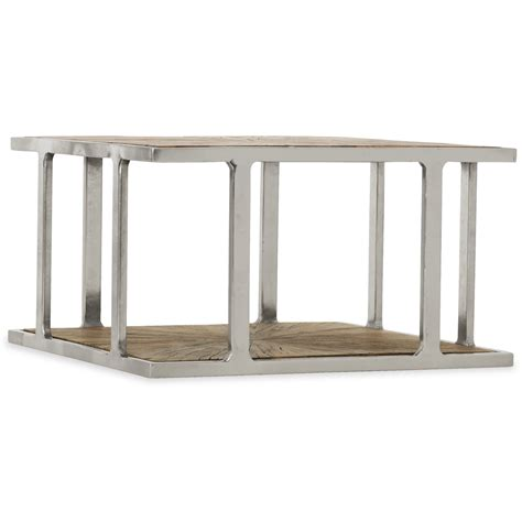 square cocktail table living room furniture living room accents reclaimed wood square