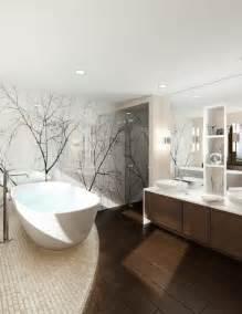Houzz Modern Bathrooms False Creek Penthouse Modern Bathroom Vancouver By Utanagel Design