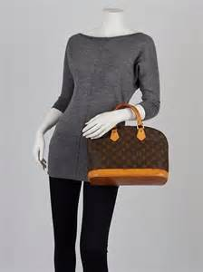 louis vuitton monogram canvas alma pm bag yoogis closet
