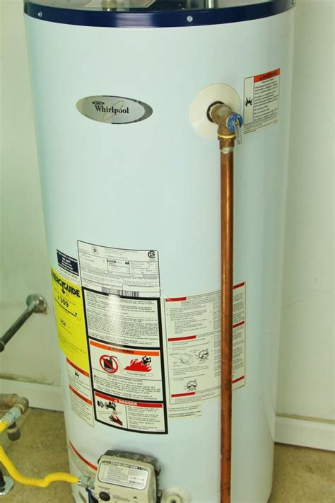 frozen hot water tank how to drain a water heater how tos diy