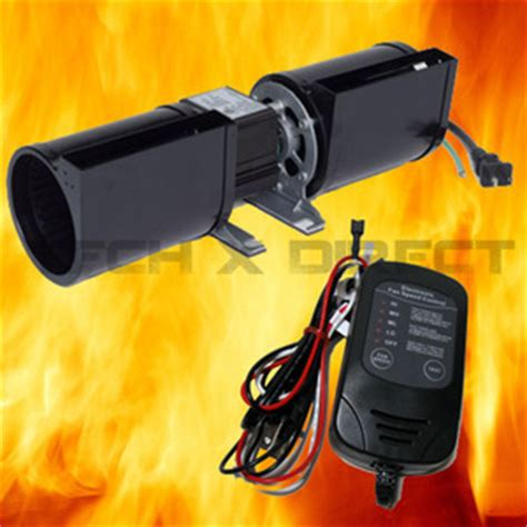 universal fireplace fan kit blower fits gfk 160a