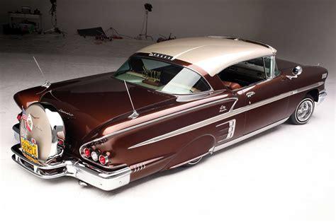 1958 chev impala 1958 chevrolet impala gentleman s style of a 58 lowrider
