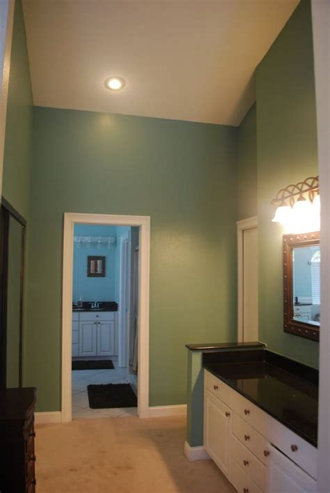 warm green paint colors top 25 best green bathroom paint ideas on pinterest