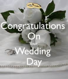 Congratulations On Your Wedding Day Poster   1perrent