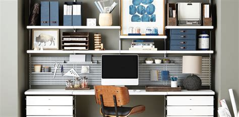 Office Shelving & Custom Desk Ideas   Design Ideas for