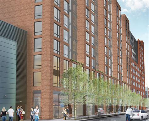 Affordable Housing Nyc by Hell S Kitchen Affordable Housing 525 West 52nd