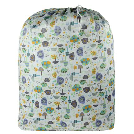 Blueberry Bag Paisley blueberry pail liners free shipping