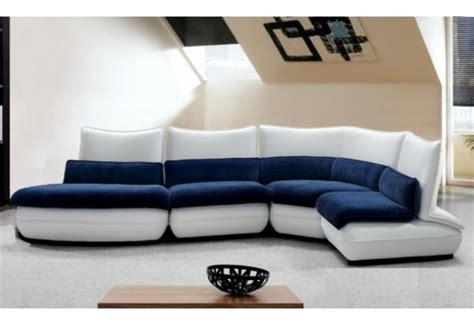 canape bicolore design choisissez un canap 233 bicolore moderne archzine fr