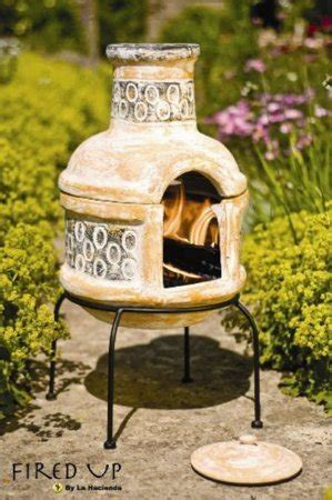 Handmade Chiminea - handmade chiminea outdoor garden barbecue patio heater