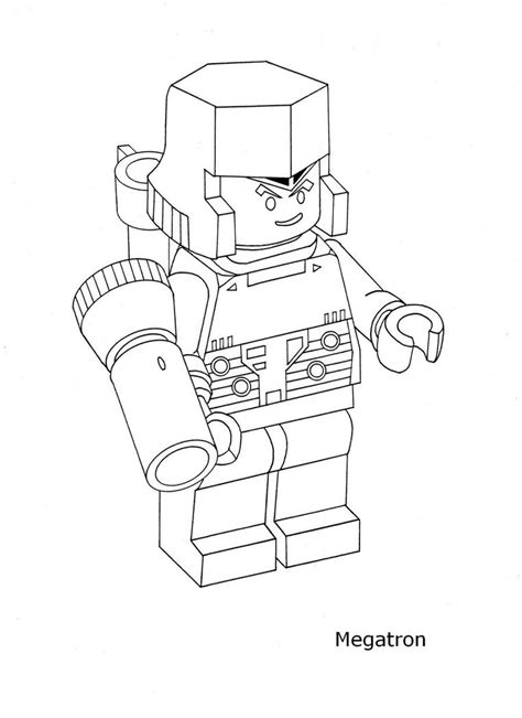 transformers megatron coloring page megatron coloring pages free large images