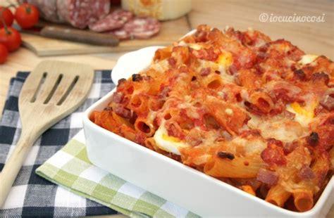 come cucinare la pasta al forno pasta chijna pasta al forno alla calabrese io cucino cos 236