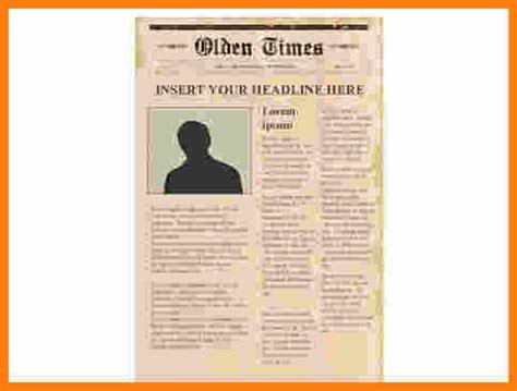 10 latex newspaper template ledger paper