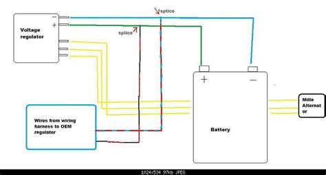 4 wire rectifier wiring diagram system get free image