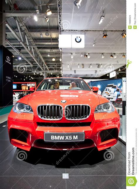 bmw jeep red red jeep car bmw x5 m editorial stock image image of