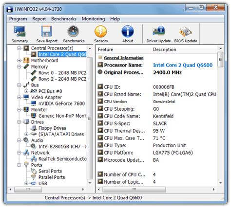How To Find S Information For Free 11 Tools To Find Out Information About Your Computer S Hardware Raymond Cc