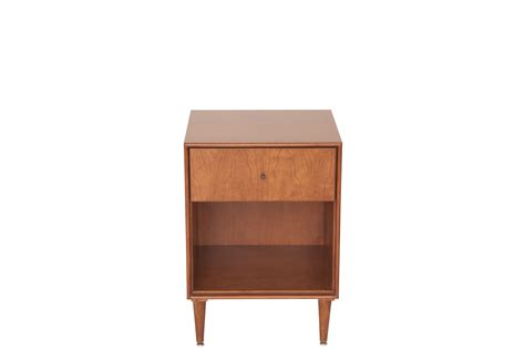 Nightstand Ls Modern Midcentury Modern Nightstand Nightstands Bedroom By Urbangreen Furniture New York