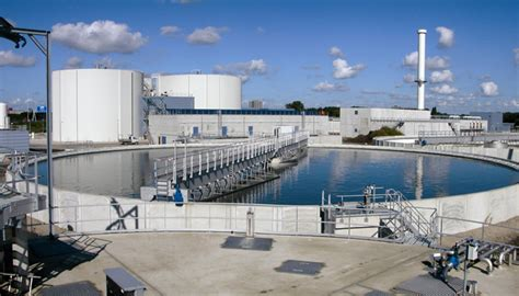 jasa waste water treatment plant wwtp