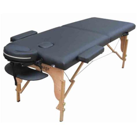 Meja Urut bulan perak portable table meja urut boleh lipat