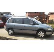 2004 Opel Zafira HQ Photos And Specs