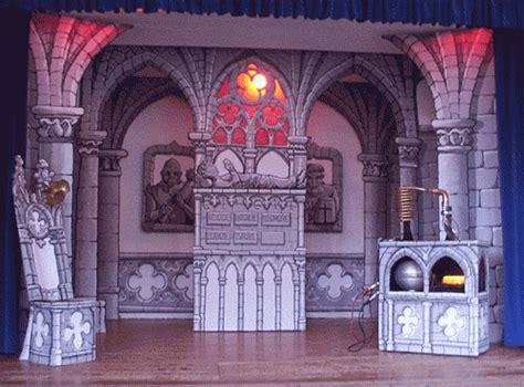 Decor Theatre by Sc 232 Ne Finale De Barbe Bleue